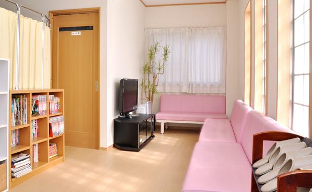 待合室イメージ